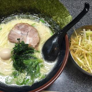 ねぎ塩ラーメン 細麺(横田家 (ヨコタヤ))