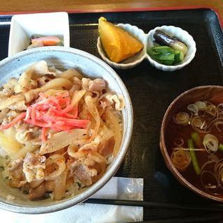 焼肉丼(あぐりハウス おふくろ亭 )