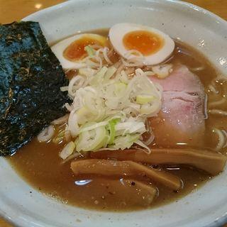 味玉らぁ麺(細麺)(麺道GENTEN )