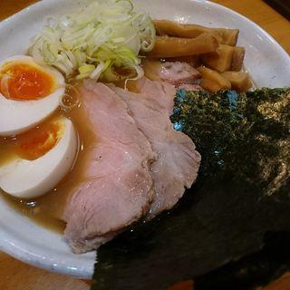 全部のせ らぁ麺(細麺)(麺道GENTEN )