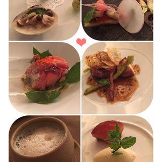 Dinner(芦屋フレンチ北じま )