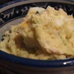 手作りポテトサラダ