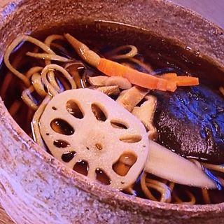 きのこ蕎麦(蕎麦 一 )
