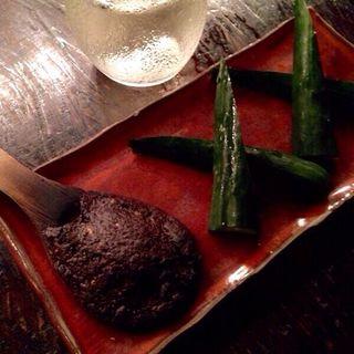 焼き味噌(松玄 恵比寿店 (まつげん))