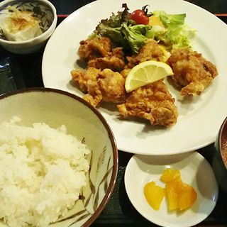 鶏から揚げ定食(居酒屋 いっき 東陽町店 )