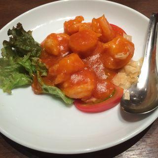 海老チリソース(ハマムラ イオンモール京都桂川店 )