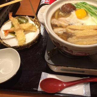 鍋焼きうどん(和食さと 京都五条店 )