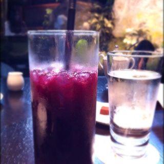 ワイナリーのぶどうジュース(ホテルメトロポリタン仙台 )
