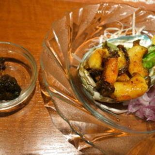 アワビのバター醤油ソテー(HAMBURG LABO (ハンバーグ ラボ))