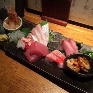 特上刺盛り(魚真 新宿店 )