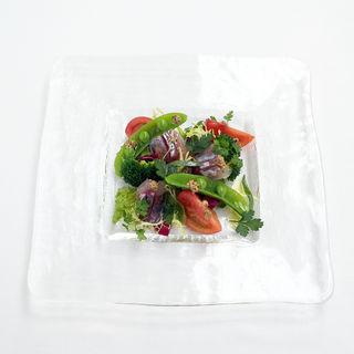 鯵のお造り(エスカーレ ホテルモントレ赤坂 (ESCALE))