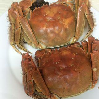 上海蟹(上海小吃 (シャンハイシャオツー))
