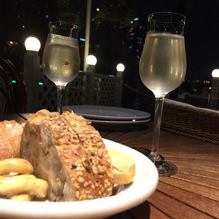梅酒ワイン(カナルカフェ (CANAL CAFE))