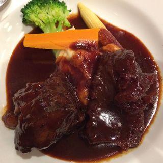 牛頰肉の赤ワイン煮(ビストロ石川亭COREDO室町店 ( ビストロいしかわてい ))