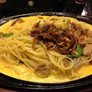 カントリースパゲッティ(カフェレストランすいごう)