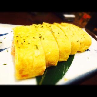 明太チーズ卵焼き(魚平)