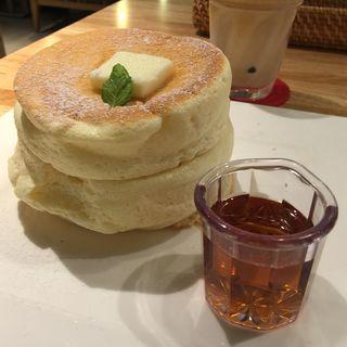 バターミルク・パンケーキ(fleur (フルール))
