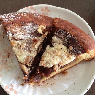 栗の渋皮煮とコーヒーのガレット(ブーランジェリー ブルディガラ ハービスプラザ店 (BURDIGALA))