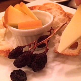 チーズの盛合せ(ピチーチ (PICHICHI))