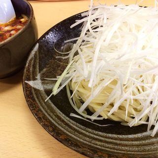 ネギつけ麺(京の華 )