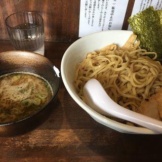 濃厚つけ麺 醤油 中盛(ようすけ (【旧店名】うまいの亭))
