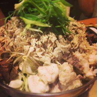 肉鍋(ホルモン千葉 (ホルモンチバ))