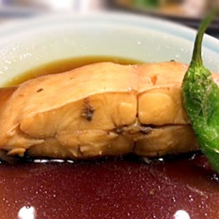 カレイの煮付け(井魚家 いむら)
