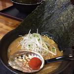 雲丹味噌ラーメン(らーめん工房 網地島屋 富谷本店 (アジシマヤ))