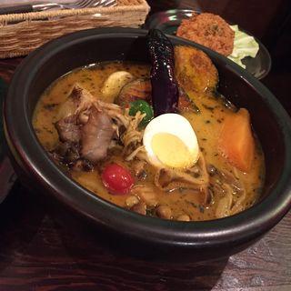 おもいっきり野菜(Kanakoのスープカレー屋さん 仙台吉成店 )