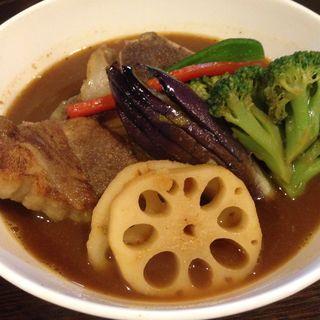 北海道産スペアリブのカリー(Curry Di SAVOY)