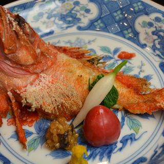 金目鯛の塩焼き(誠ノ将軍 )