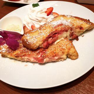フレンチトースト(Cafe Kaila 表参道店 (カフェ・カイラ))