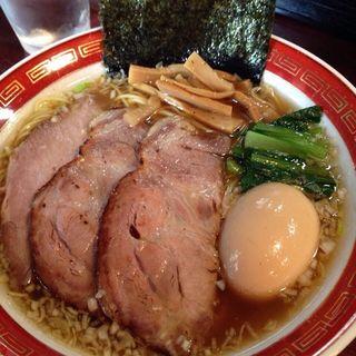 特製醤油細麺(懐や )