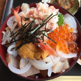 てんはま丼(かねまつ )