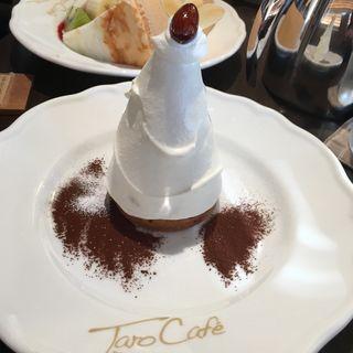 モンブラン(タロカフェ (TARO CAFE))