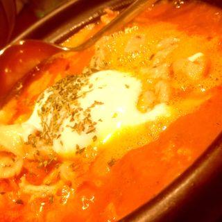 豚肉と卵のカレー(ホットスプーン (Hot Spoon))