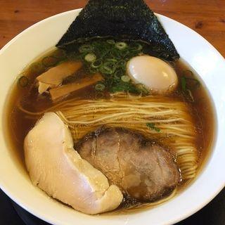 味玉そば(麺や食堂)