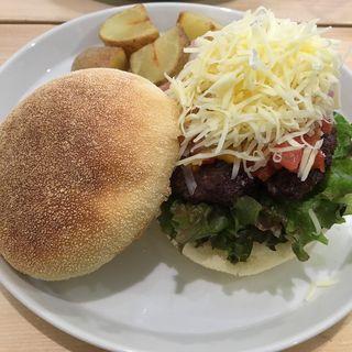 チーズバーガー(sonora burger)