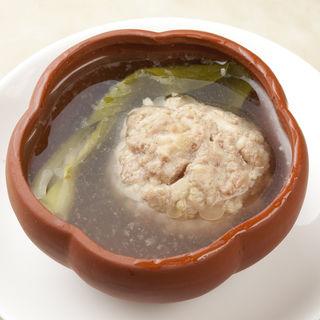 鶏肉団子のスープ(銘林閣 )