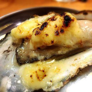 牡蠣のマヨチーズ焼き(牡蠣ベロ)