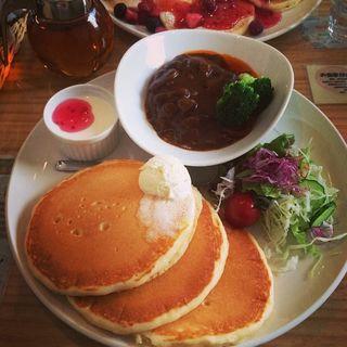 パンケーキ(ミツバチ (38 MITSUBACHI))