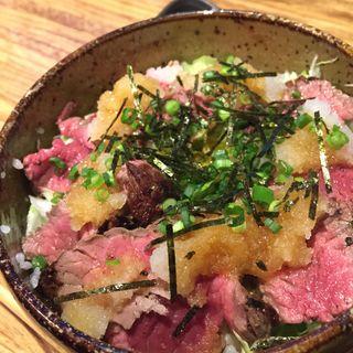 牛ロース丼(エルカンティーナ (EL CANTINA))