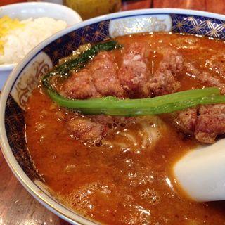 ぱいこーだんだんめん(支那麺 はしご 本店 (橋悟))