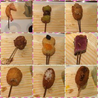 おまかせコース(キュイジーヌ・ド・オオサカ・リョウ (Cuisine d'Osaka Ryo))