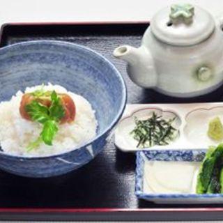 梅茶漬け(炭家米蔵 モナ新浦安店 )