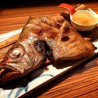 のどぐろの塩焼き(漁師のGORO 宗右衛門町店 (漁師のゴロー))
