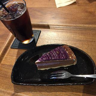 紫芋タルトセット(杜庵 )