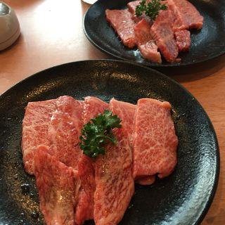 ざぶとん(焼肉問屋 牛蔵 (ヤキニクトンヤ ギュウゾウ))