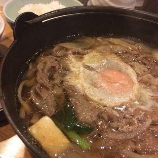 牛鍋(せんば牛鍋 とら島 )
