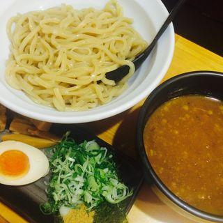 超濃厚魚介とんこつ辛つけ麺(春樹 日暮里店 )